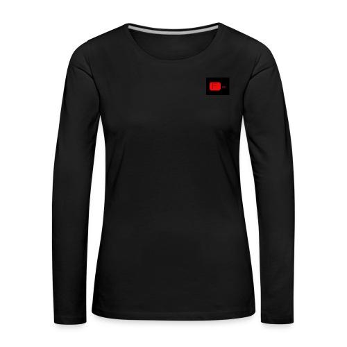 NFD-COOL/EDITION - Naisten premium pitkähihainen t-paita