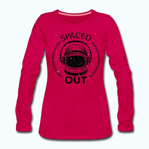 Space Out - Women's Premium Longsleeve Shirt