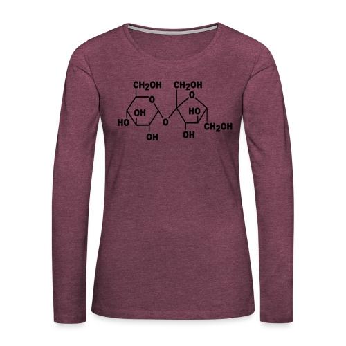 Sugar - Women's Premium Longsleeve Shirt