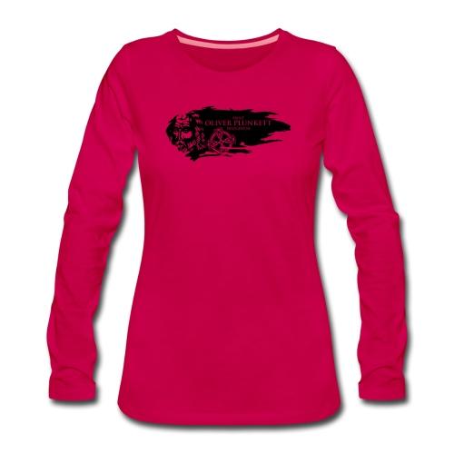 StOliver Black - Women's Premium Longsleeve Shirt
