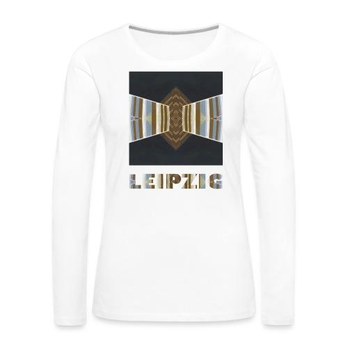 Leipzig #2 - Frauen Premium Langarmshirt