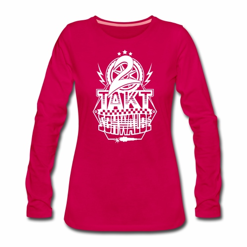 2-Takt-Schwalbe / Zweitaktschwalbe - Women's Premium Longsleeve Shirt