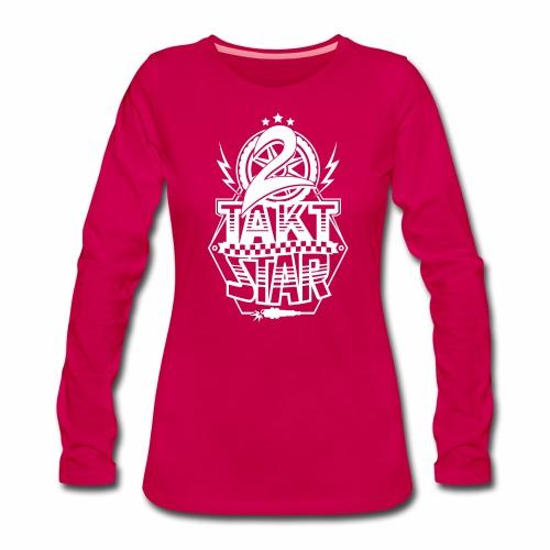 2-Takt-Star / Zweitakt-Star - Women's Premium Longsleeve Shirt