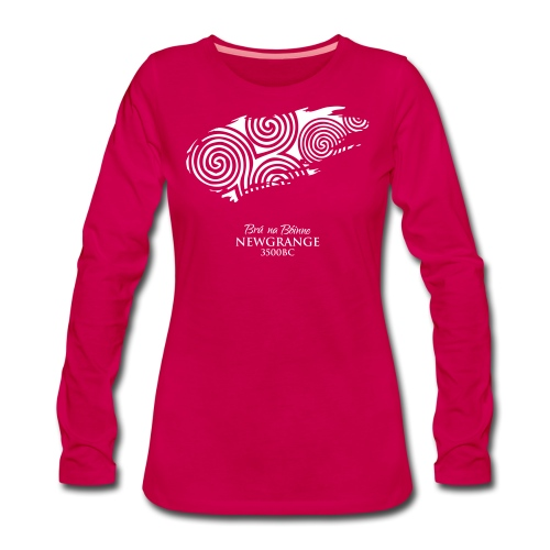 Legend_-_Newgrange2 - Women's Premium Longsleeve Shirt