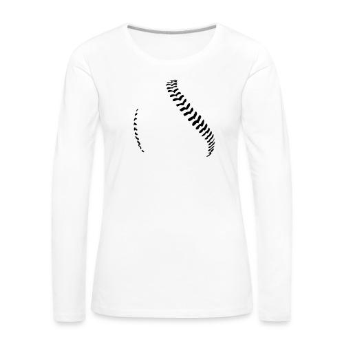 Baseball - Women's Premium Longsleeve Shirt