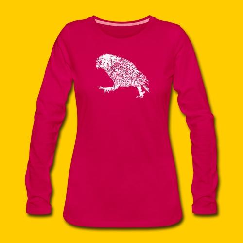 Oh...wl - Långärmad premium-T-shirt dam