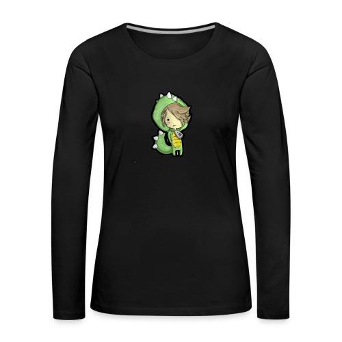 Logo png - T-shirt manches longues Premium Femme