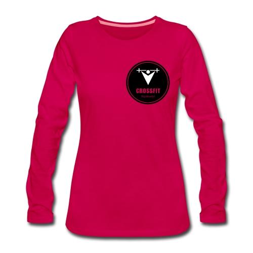 Longsleeve Shirts - Frauen Premium Langarmshirt