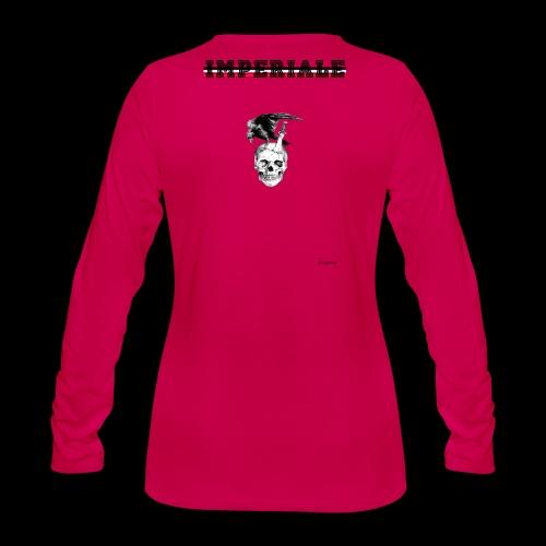 imperiale - T-shirt manches longues Premium Femme
