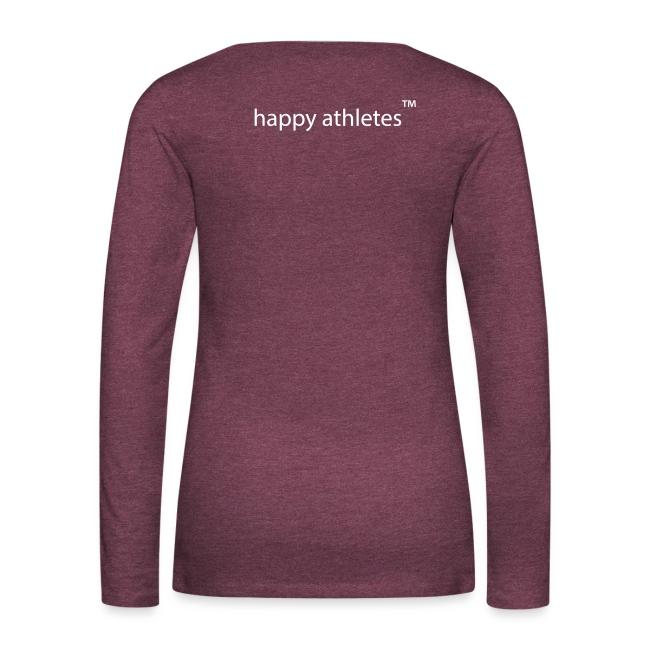 happy athletes - quer