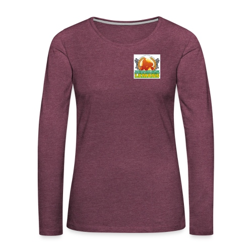 LeMans merkki spreadshirt - Women's Premium Longsleeve Shirt