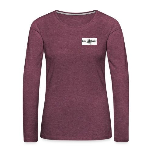 sloe tain logo jpg - Women's Premium Longsleeve Shirt