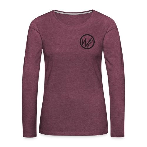 waka icon - Women's Premium Longsleeve Shirt