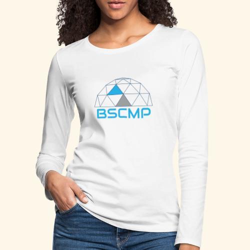 BSCMP - Vrouwen Premium shirt met lange mouwen