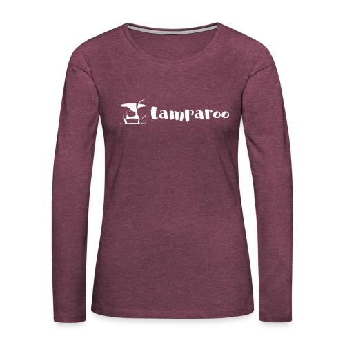 Tamparoo - Maglietta Premium a manica lunga da donna