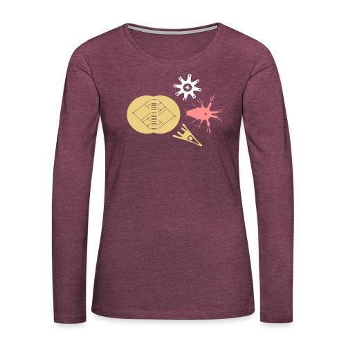 MorphoEvoDevo Special - Women's Premium Longsleeve Shirt