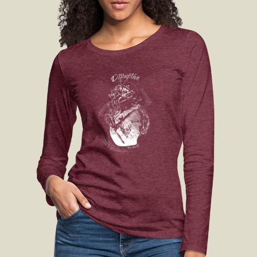 lämpel dizruptive - Frauen Premium Langarmshirt