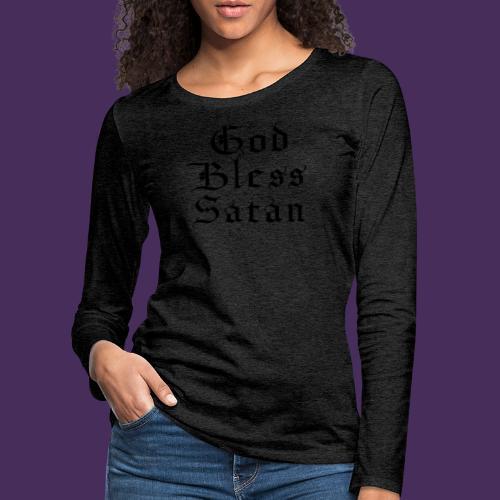 Modello 42 png - Women's Premium Longsleeve Shirt