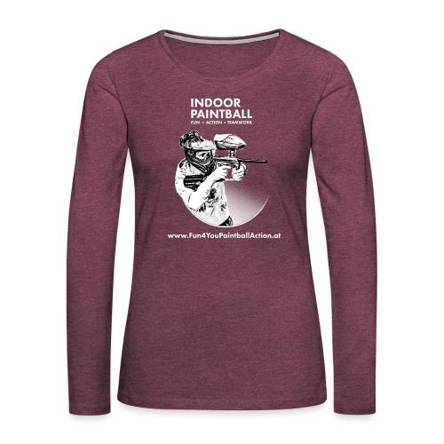 F4Y19 10 T Shirts light - Frauen Premium Langarmshirt