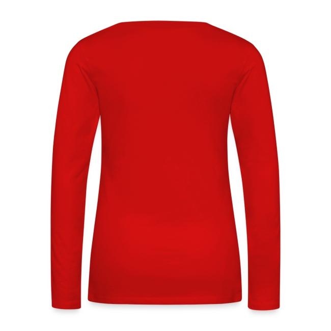Vorschau: Fuxdeiflsbodschat - Frauen Premium Langarmshirt