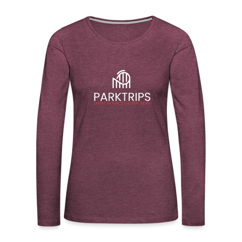 Vertiwhips - T-shirt manches longues Premium Femme