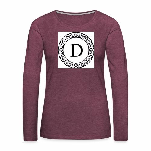 DusTT logo - Women's Premium Longsleeve Shirt
