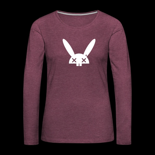 HARE5 LOGO TEE - Women's Premium Longsleeve Shirt