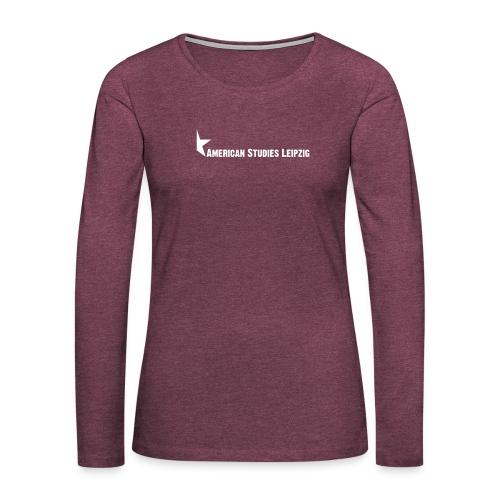 asl lang - Frauen Premium Langarmshirt