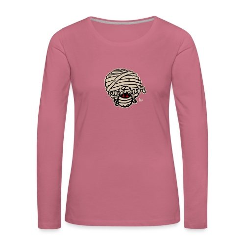 Mummy Sheep - Women's Premium Longsleeve Shirt