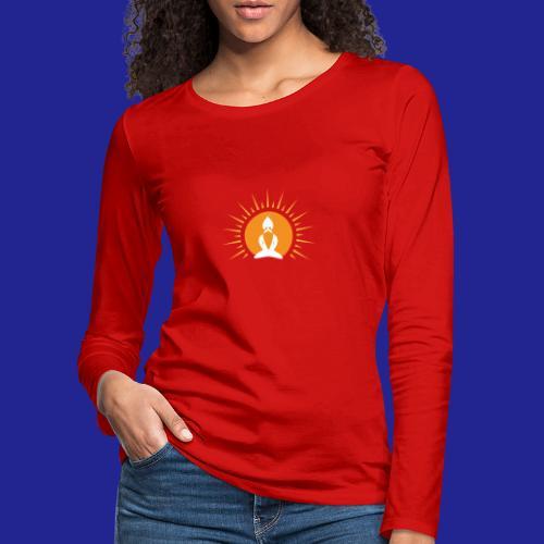 Guramylyfe logo no text - Women's Premium Longsleeve Shirt