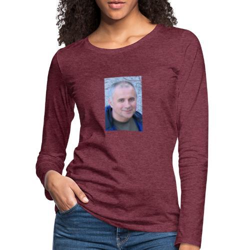 tibor csikos - Långärmad premium-T-shirt dam