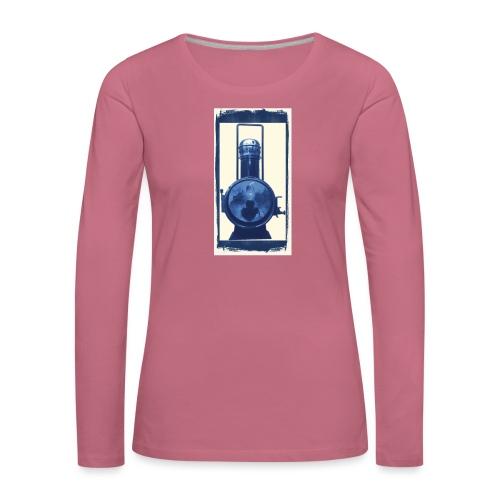 Lok Lantern - Naisten premium pitkähihainen t-paita