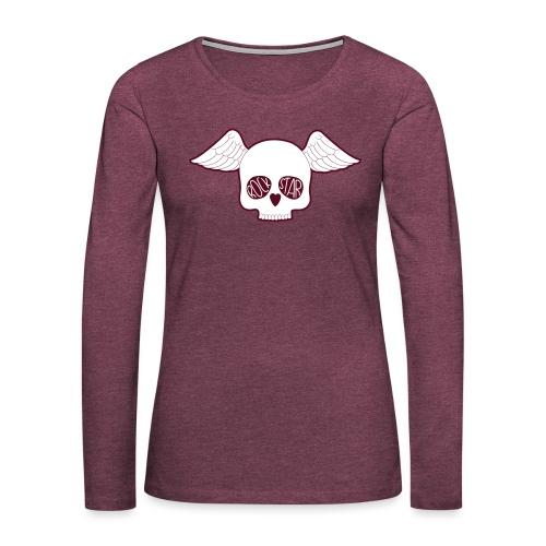 rock star enfant / fille - T-shirt manches longues Premium Femme