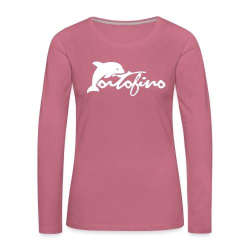 portofino 2019 WHITE - Women's Premium Longsleeve Shirt