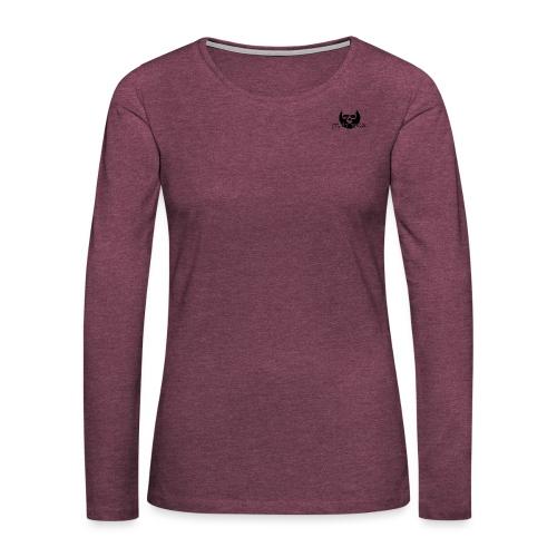 Medusa - Frauen Premium Langarmshirt