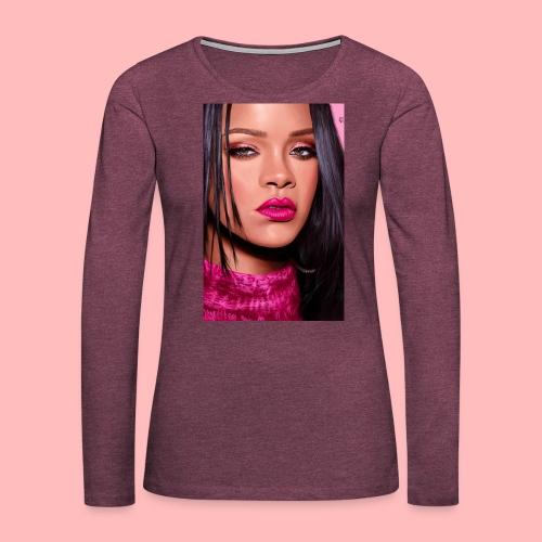 THE AUDACITY - Women's Premium Longsleeve Shirt