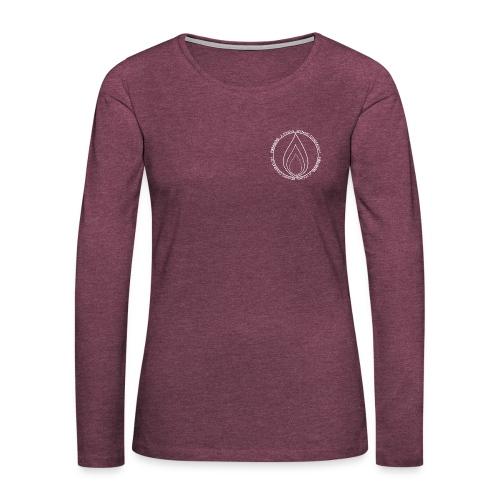 Fireabend - Frauen Premium Langarmshirt