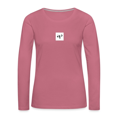 Ap cap - Vrouwen Premium shirt met lange mouwen