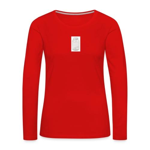 PLEASE FILL UP MY EMPTY JAR - Women's Premium Longsleeve Shirt