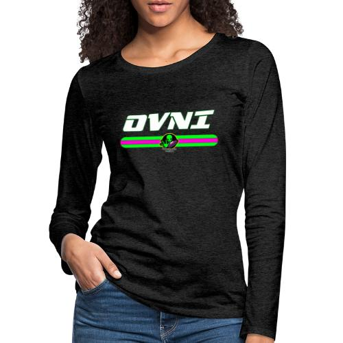 OVNI MD - Camiseta de manga larga premium mujer