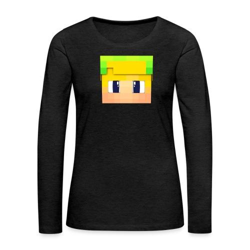 Yoshi Games Shirt - Vrouwen Premium shirt met lange mouwen