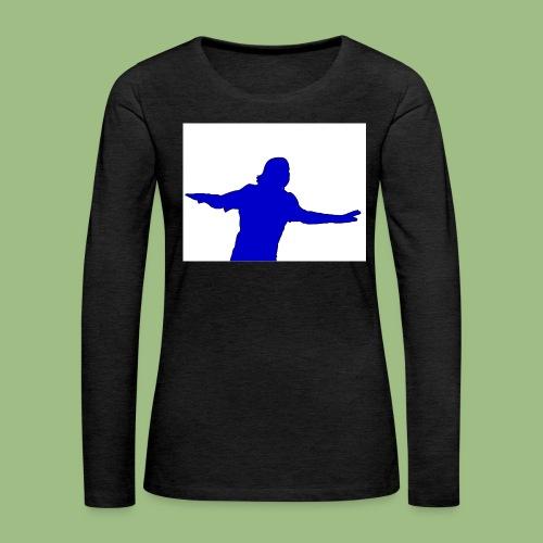 Drogba CFC - Långärmad premium-T-shirt dam
