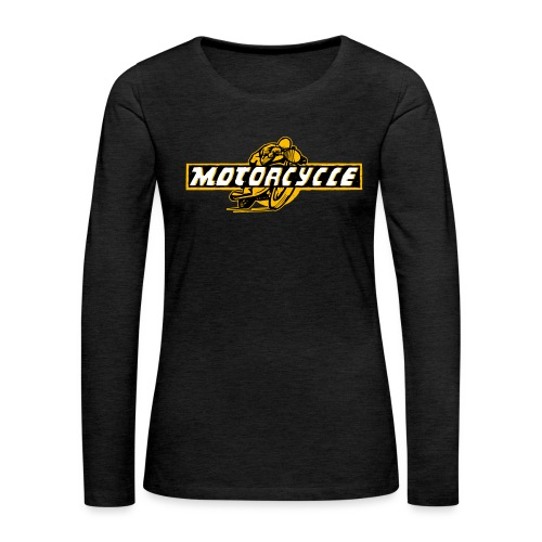 Need for Speed - T-shirt manches longues Premium Femme