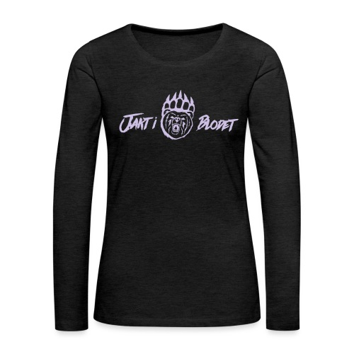Barn T-Shirt - Långärmad premium-T-shirt dam
