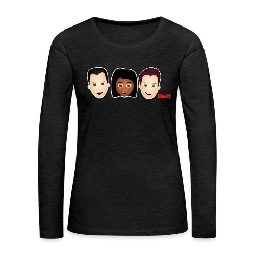 Beat Breakfast Travel Mug - Women's Premium Longsleeve Shirt