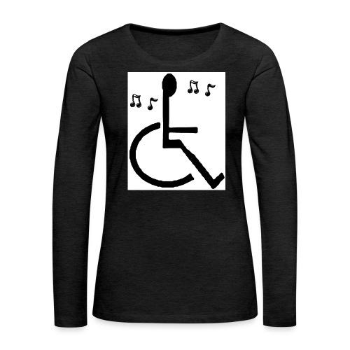 Musical Chairs - Women's Premium Longsleeve Shirt