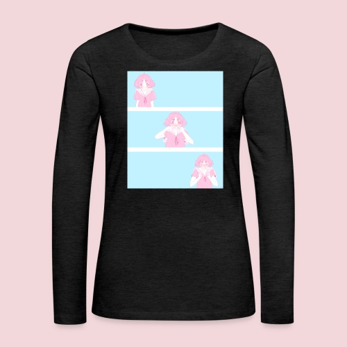 I like you! - Women's Premium Longsleeve Shirt