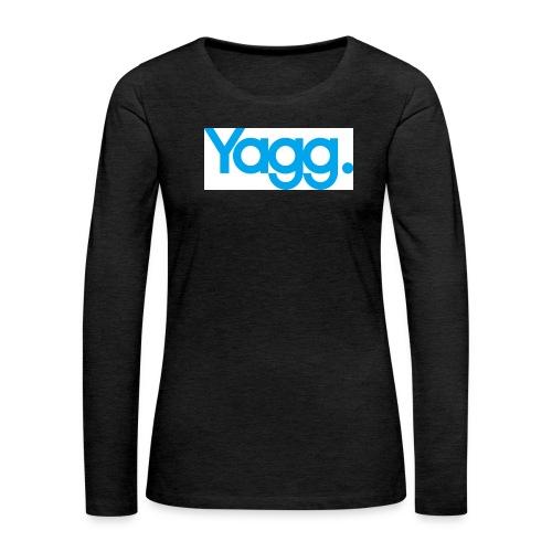 yagglogorvb - T-shirt manches longues Premium Femme