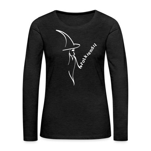 Tolkiendil & Magicien - T-shirt manches longues Premium Femme