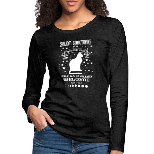 WAYWARD CATS - T-shirt manches longues Premium Femme